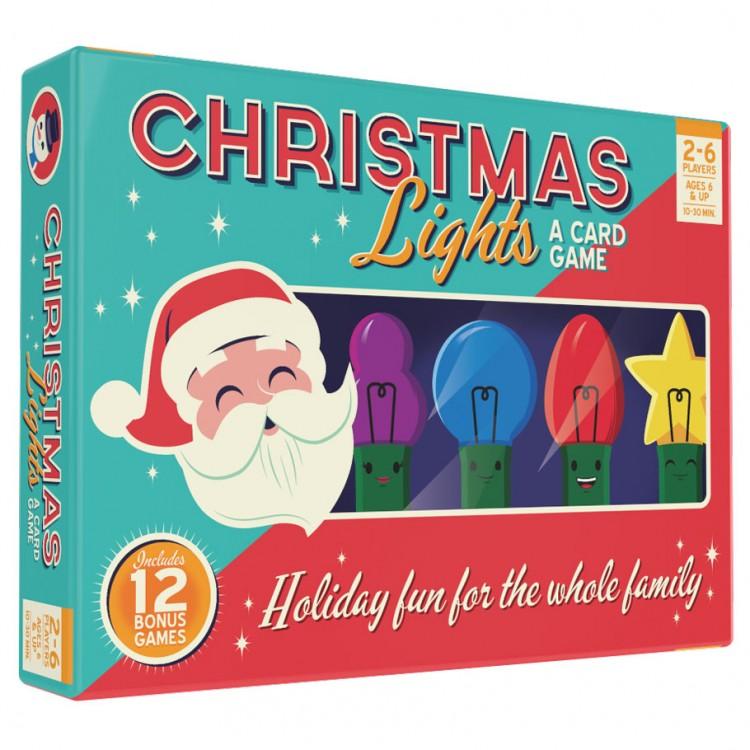 Christmas Lights Card Game 2E