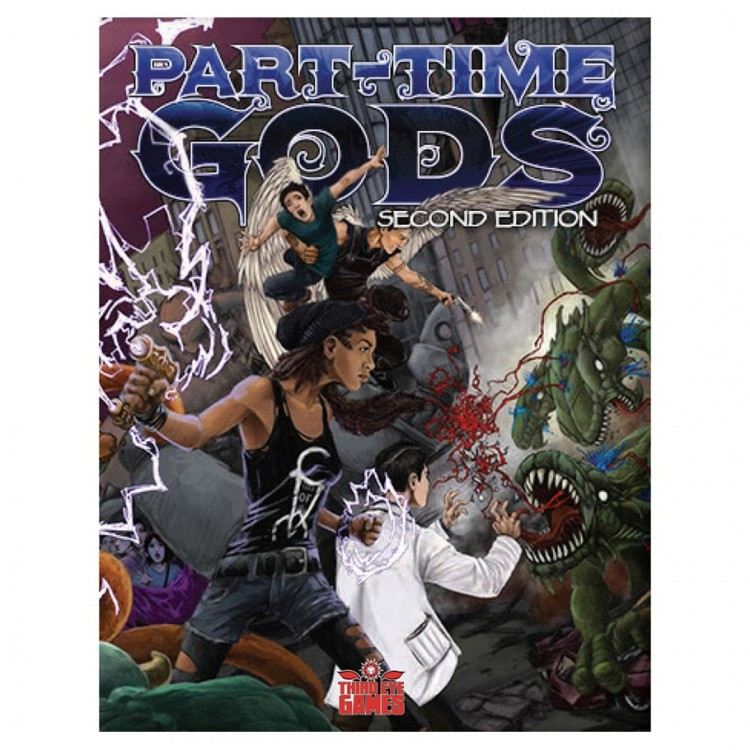 Part-Time Gods (2E)