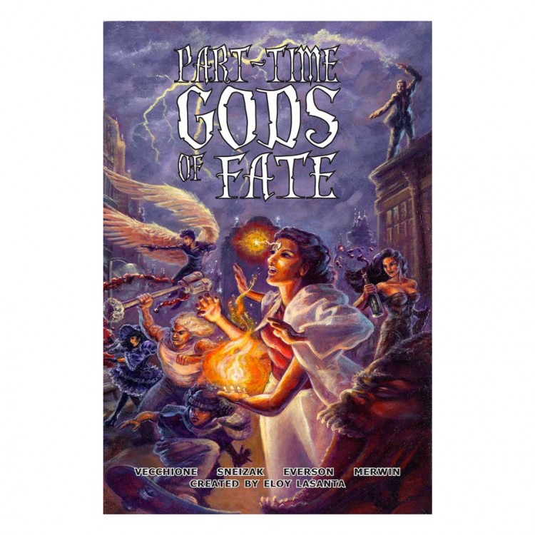 Fate: Part-Time Gods (SC)