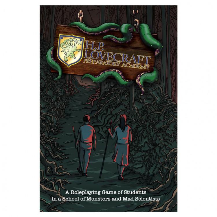 H.P. Lovecraft: Prep Academy (HC)