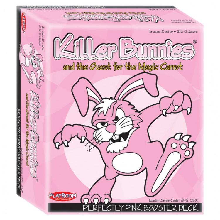 Killer Bunnies: Pink Boosters
