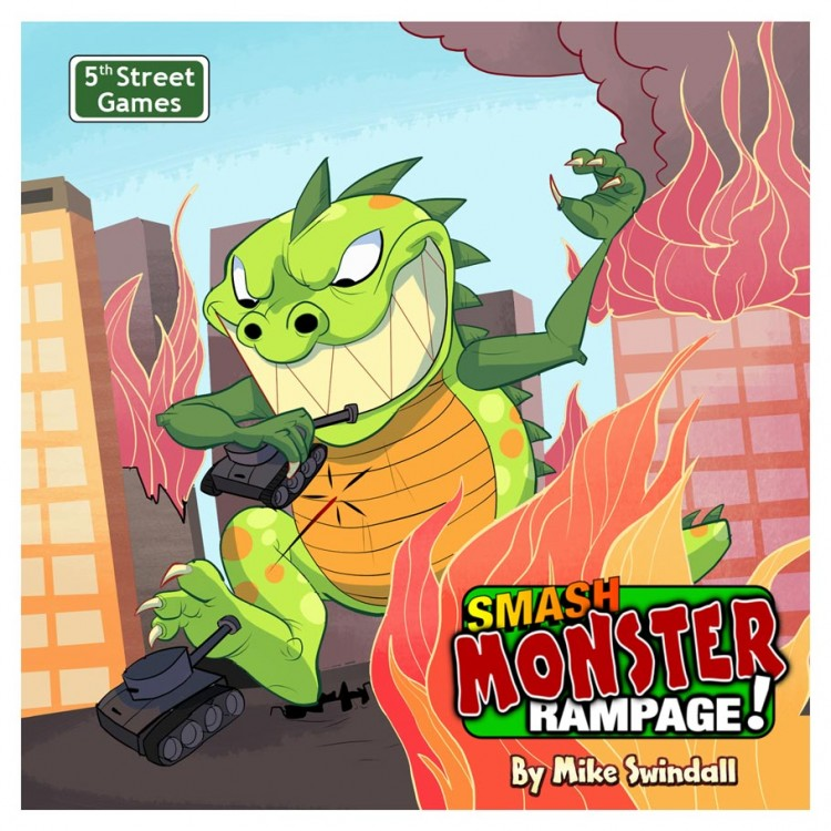 Smash Monster Rampage