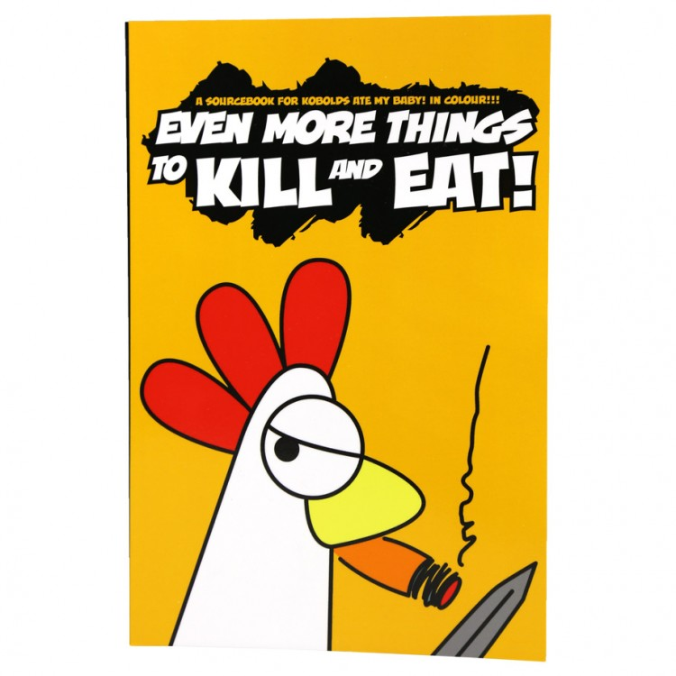 KAMB: Even More Things to Kill and Eat