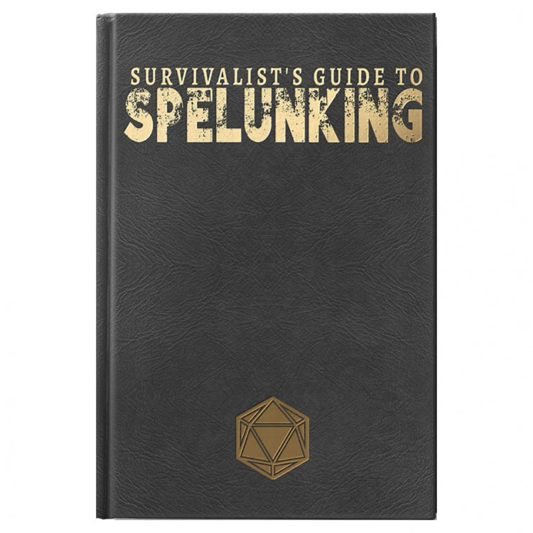 Survivalist's Guide to Spelunking LE
