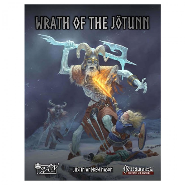 Into the Wintery Gale: Wrath of Jotunn