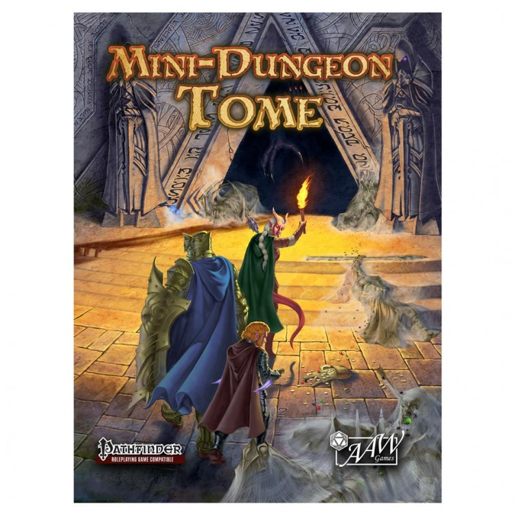 PFRPG: Mini-Dungeon Tome
