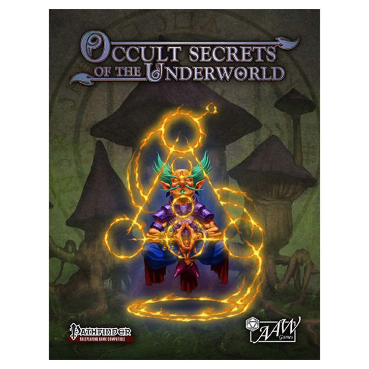 PFRPG: Occult Secrets of the Underworld