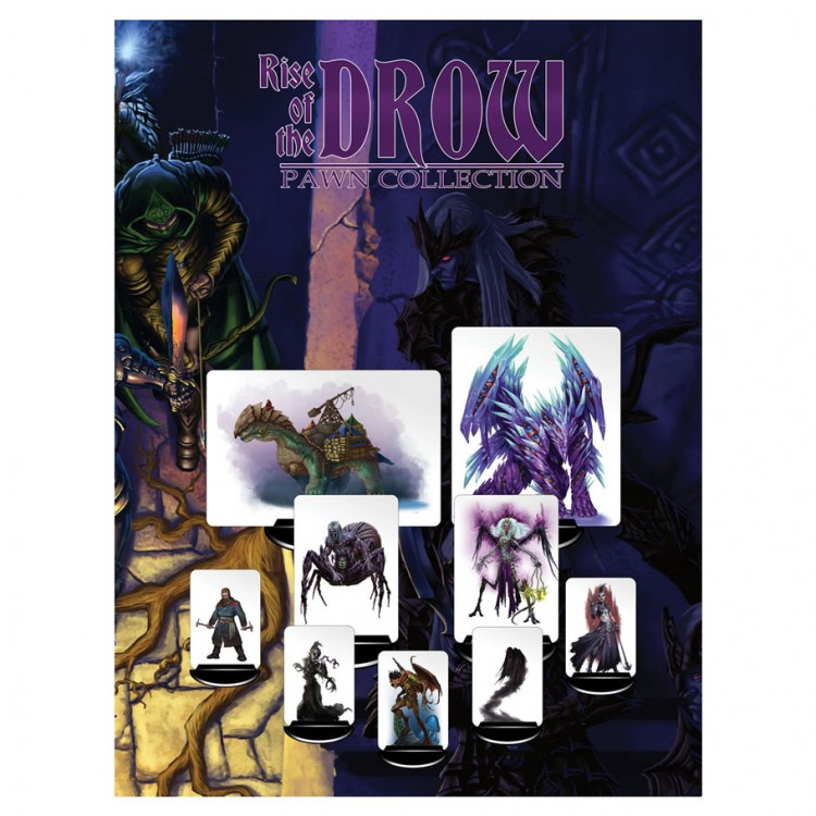 Rise of the Drow: CE Pawn Set