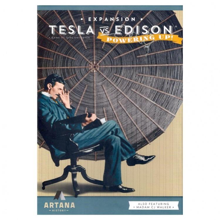 Tesla vs Edison: Power Up! Exp.