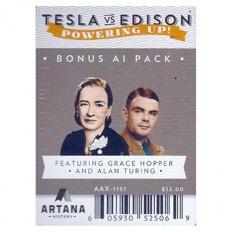 Tesla vs Edison: AI Exp. 1