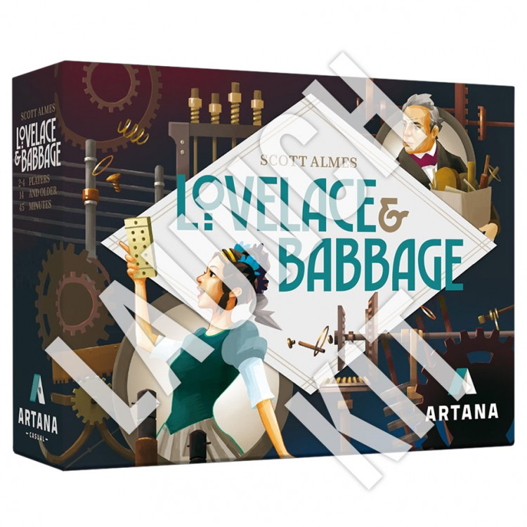 Lovelace & Babbage Retailer Launch Kit