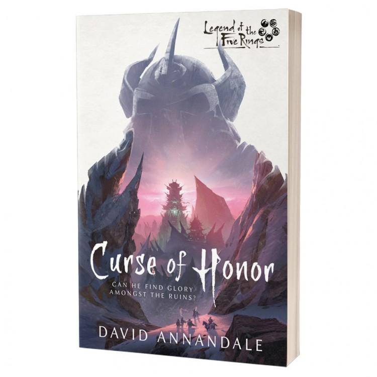 L5R: Curse of Honor (Novel)
