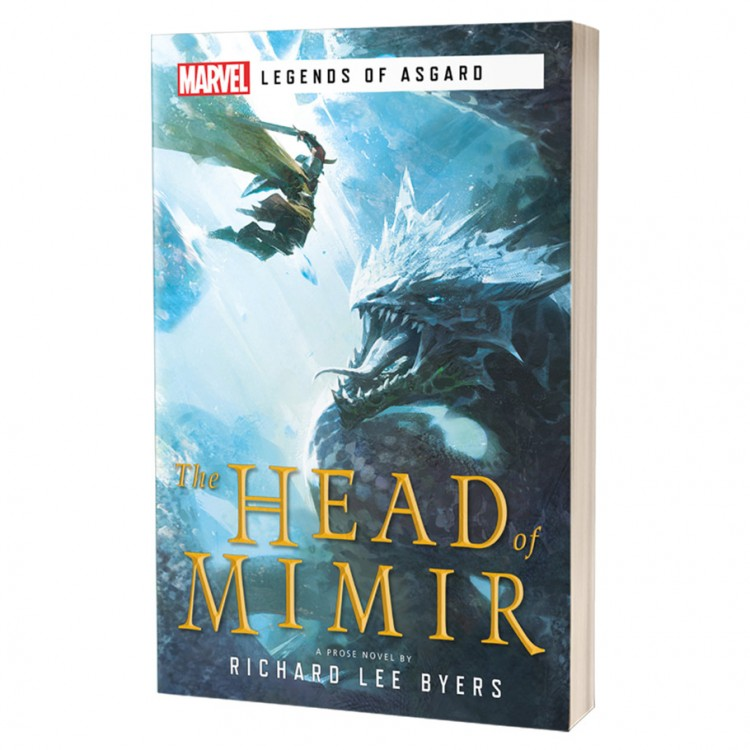 Marvel: LoA: The Head of Mimir (Novel)