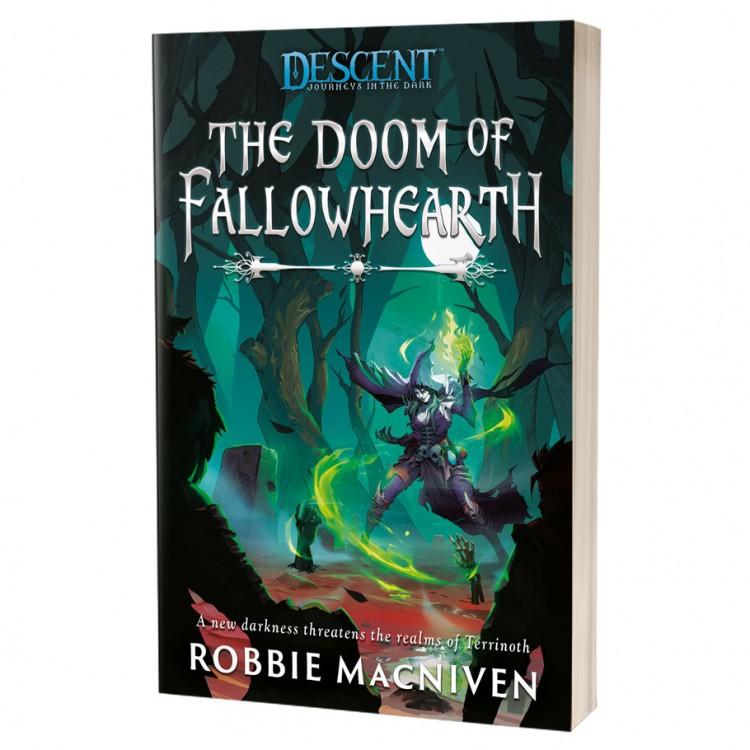 Descent: The Doom of Fallowhearth(Novel)