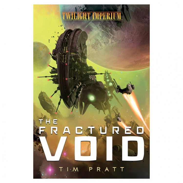Twilight Imperium: Fractured Void(Novel)