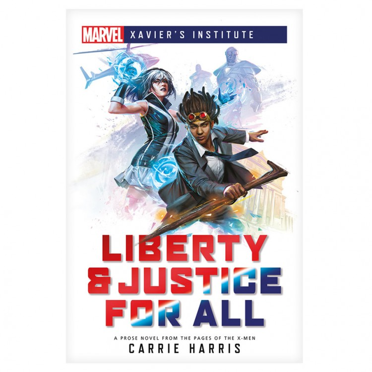 Marvel: Xavier's Institute (Novel)