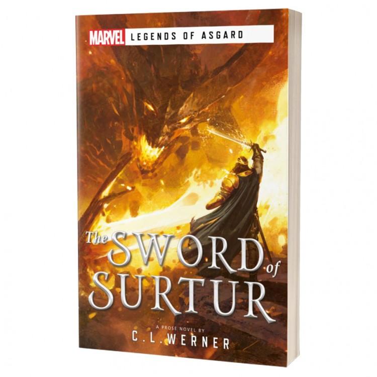 MVL: Legends of Asgard: Sword of Surtur