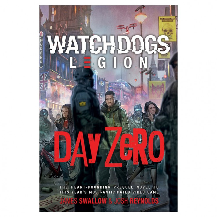 Watch Dogs: Day Zero (Novel)