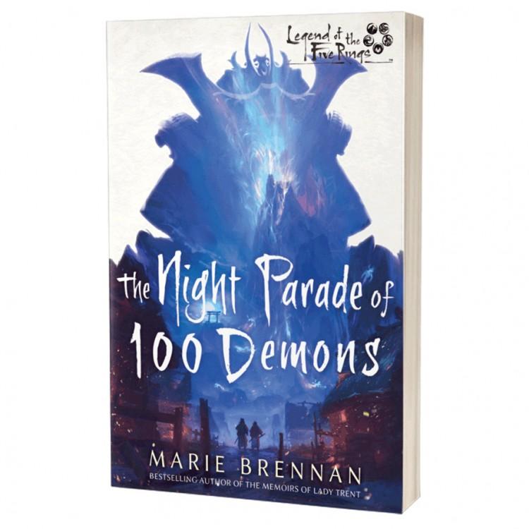 L5R: Night Parade of 100 Demons (Novel)