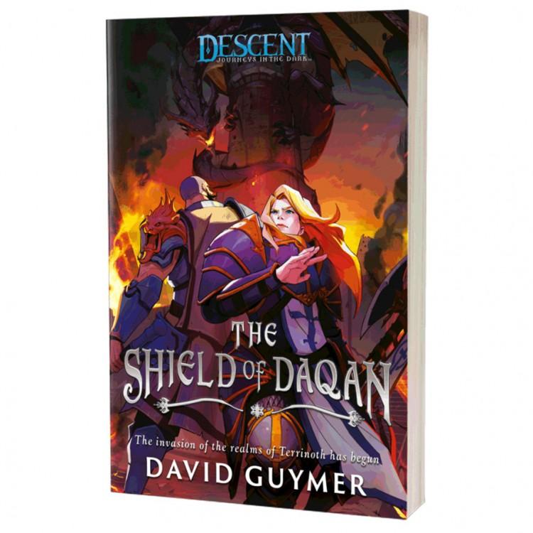 Descent: The Shield of Daqan (Novel)