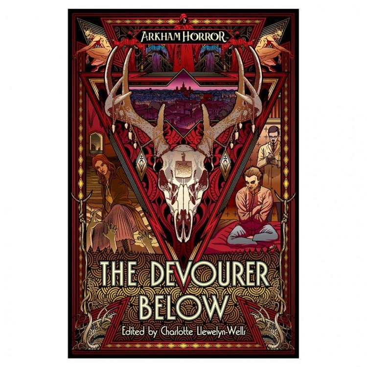 Arham Horror: The Devour Below (Novel)