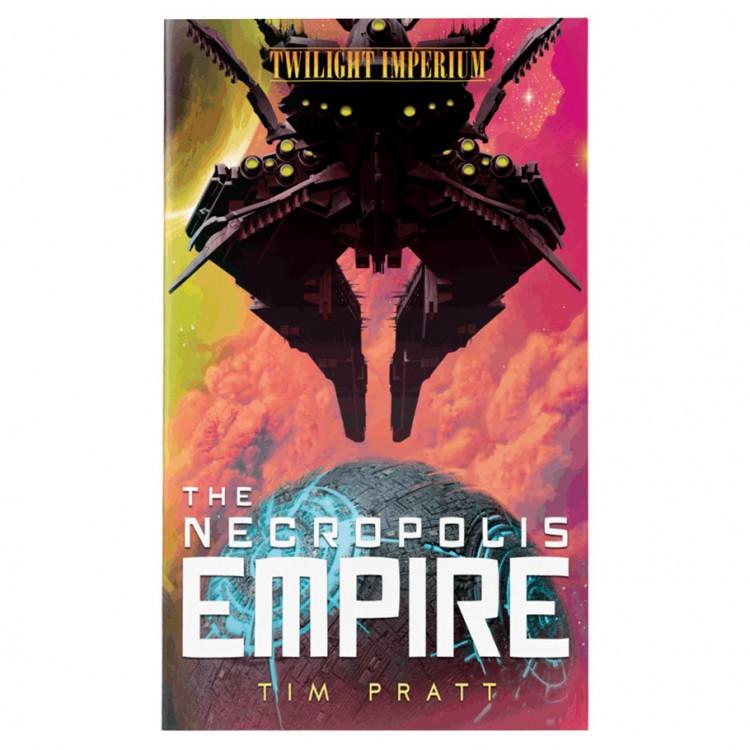 TI: The Necropolis Empire (Novel)
