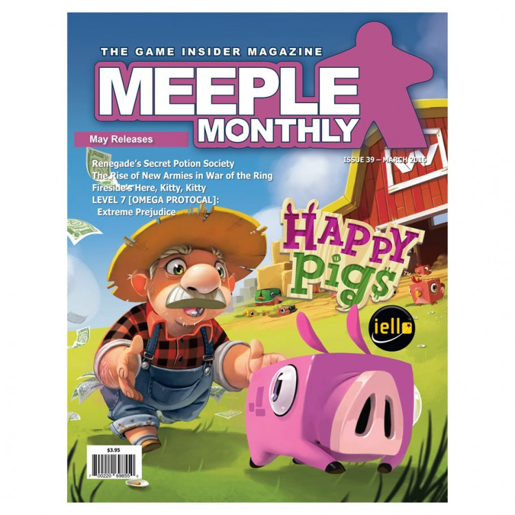 Meeple Monthly Issue 39 March 2016