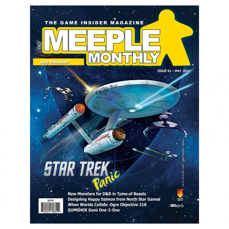 Meeple Monthly Issue 41 May 2016