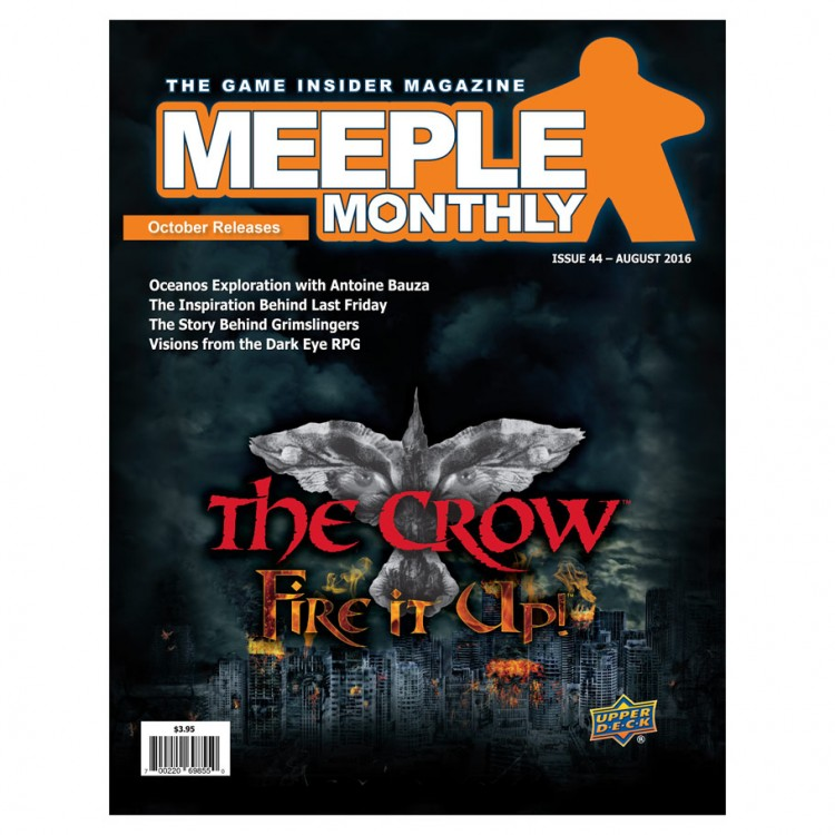 Meeple Monthly Issue 44 August 2016