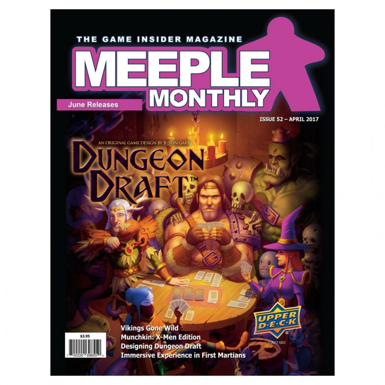 Meeple Monthly Issue 52 April 2017
