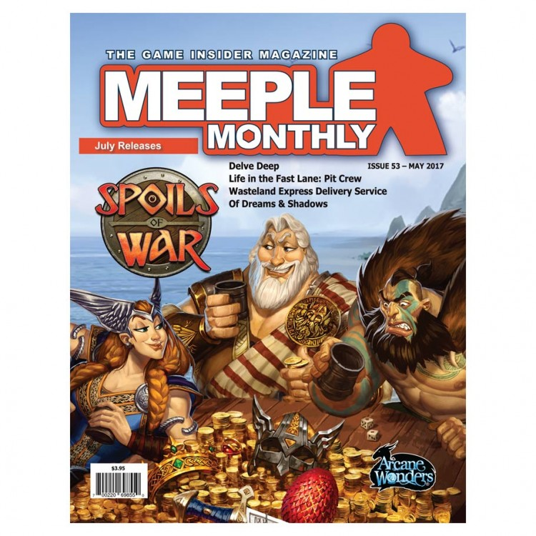 Meeple Monthly Issue 53 May 2017