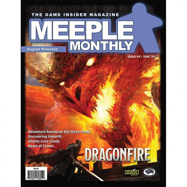 Meeple Monthly Issue 54 June 2017