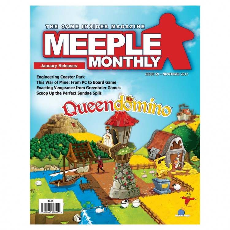 Meeple Monthly Issue 59 November 2017