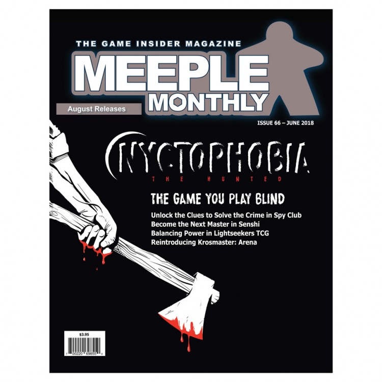 Meeple Monthly Issue 66 June 2018