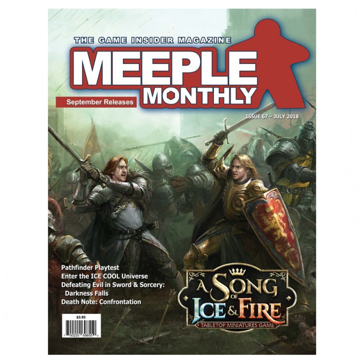 Meeple Monthly Issue 67 July 2018