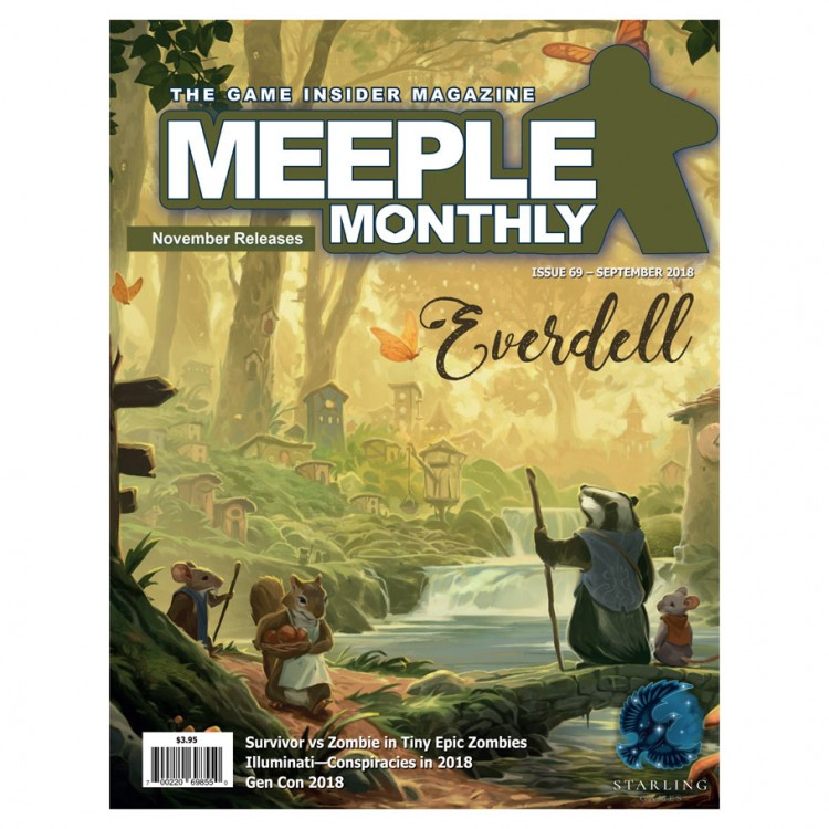 Meeple Monthly Issue 69 September 2018