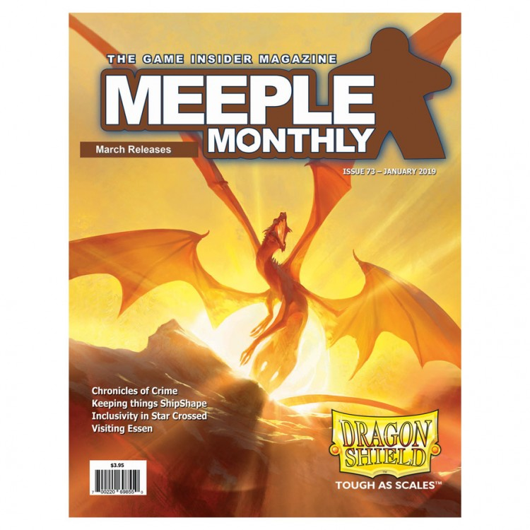 Meeple Monthly Issue 73 January 2019