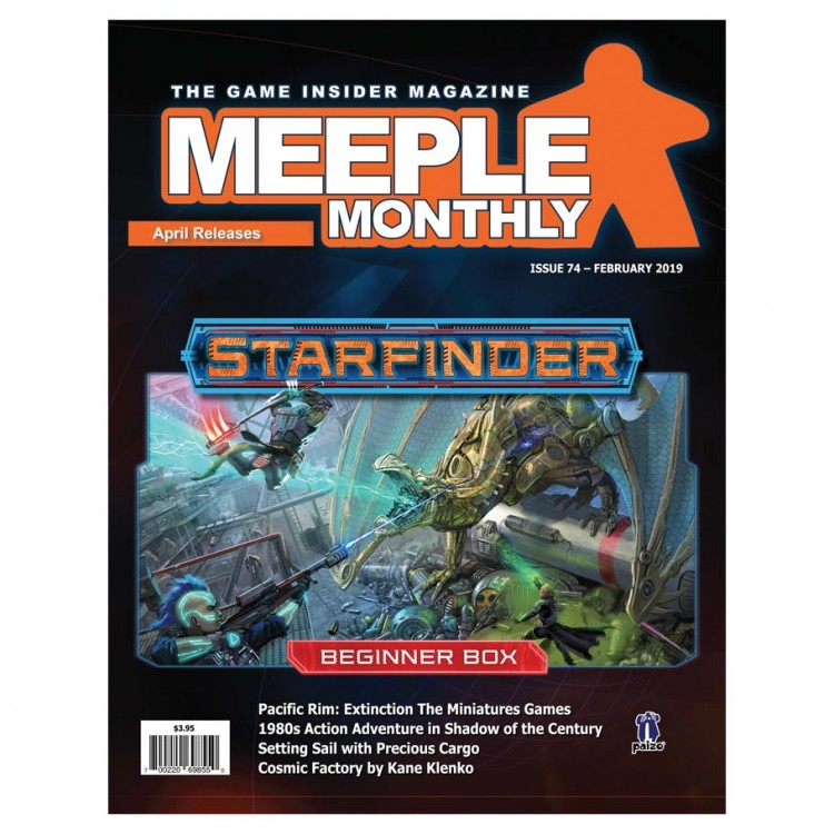 Meeple Monthly Issue 74 February 2019