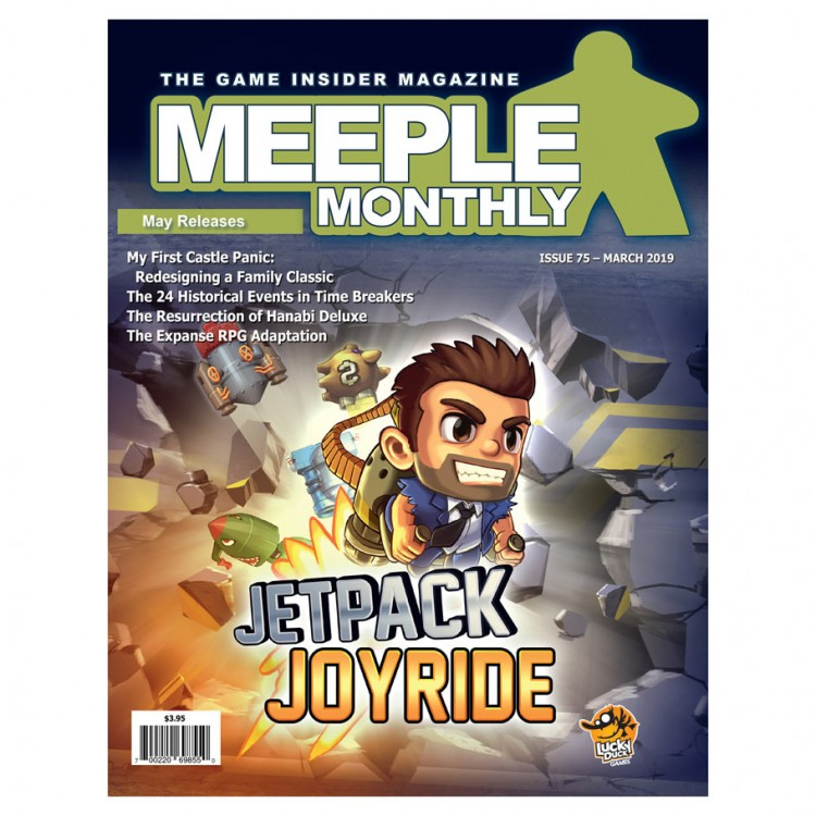 Meeple Monthly Issue 75 March 2019