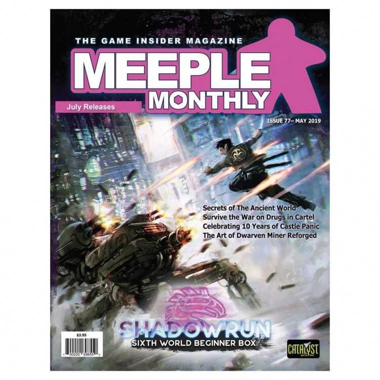 Meeple Monthly Issue 77 May 2019