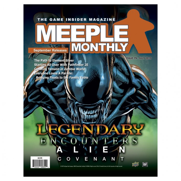 Meeple Monthly Issue 79 July 2019