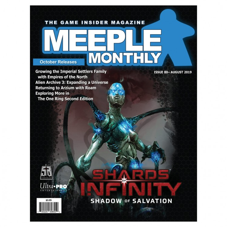 Meeple Monthly Issue 80 August 2019