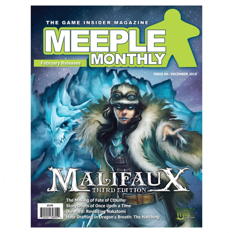 Meeple Monthly Issue 84 December 2019