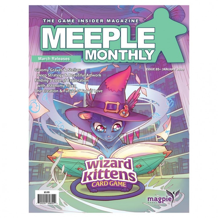 Meeple Monthly Issue 85 January 2020