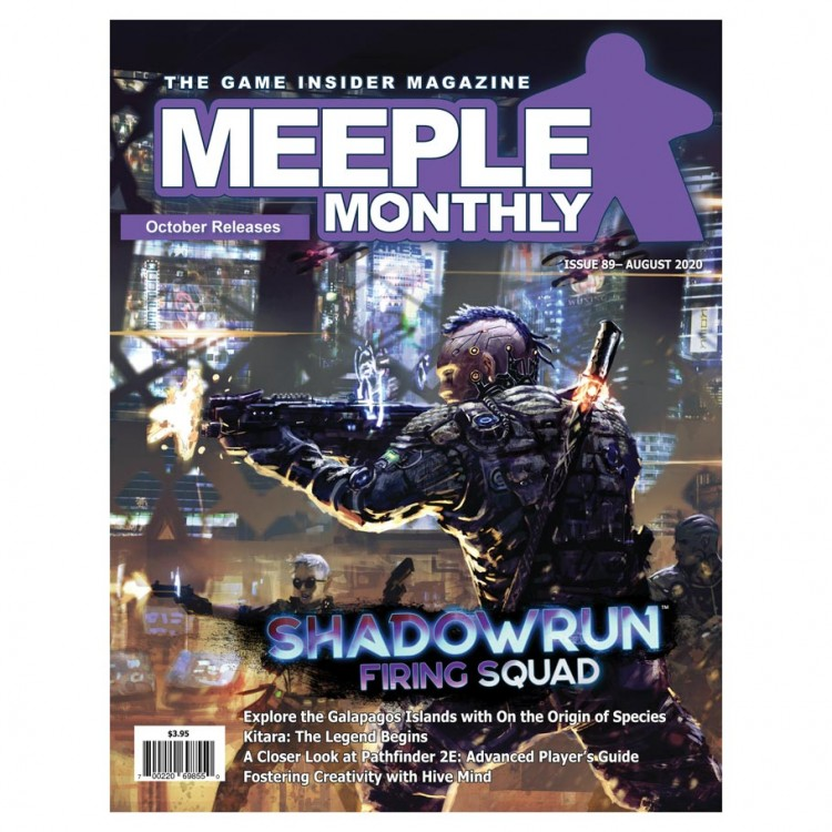 Meeple Monthly Issue 89 August 2020