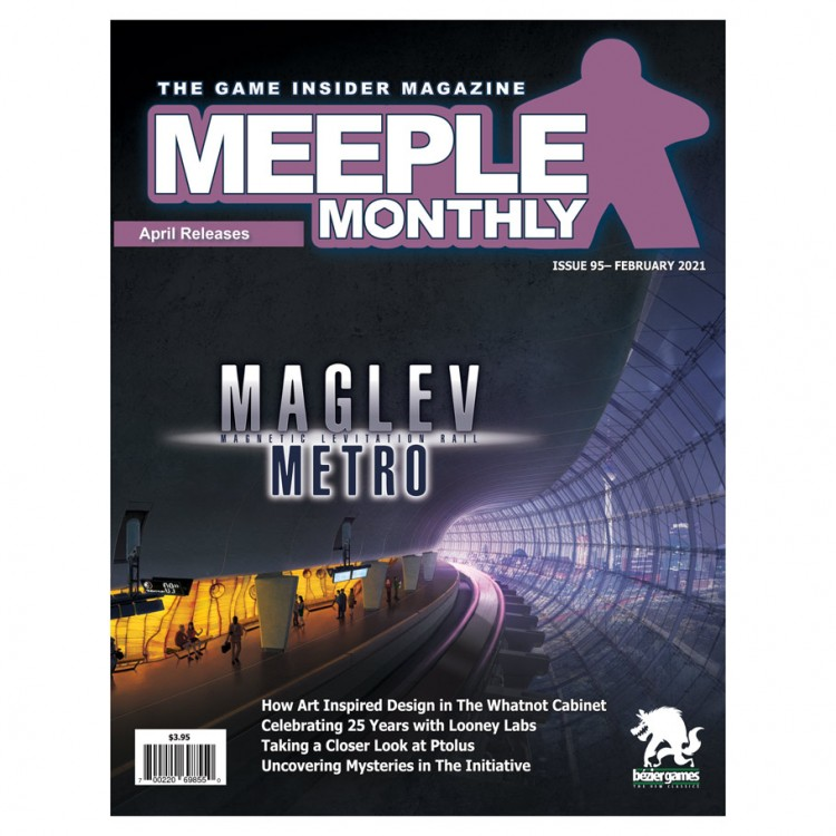Meeple Monthly Issue 95 February 2021