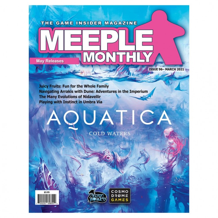 Meeple Monthly Issue 96 March 2021
