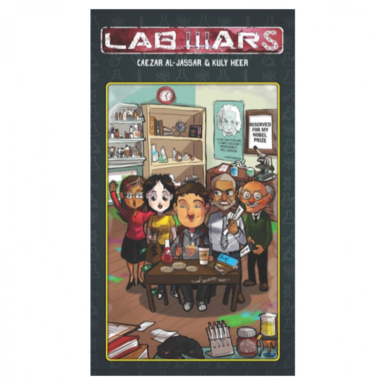 Lab Wars