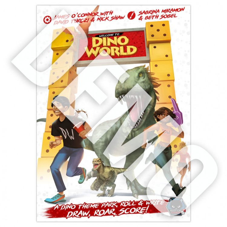 Welcome to DinoWorld DEMO