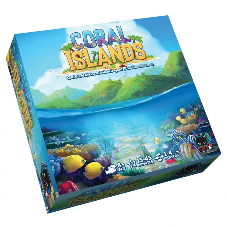 Coral Islands Deluxe Add-Ons Pack